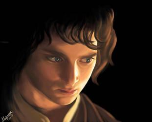 Frodo Baggins by AwesomeNickname