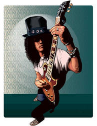 Slash by MoyArt