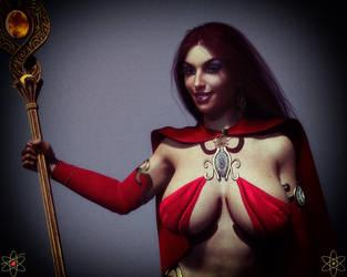 Aura Portrait: HAD #1 by Lady-Quantum