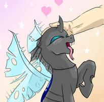 [happy Bug Noises] by ponyjob