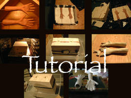 Creating Latex Puppet Hands by shalonpalmer