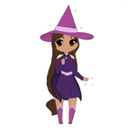 Starry Witch Adopt (OTA) OPEN! by iceyglacier