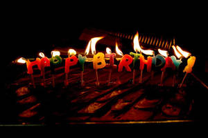 Happy Birthday by julieannejones