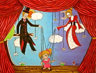 Family Theater by delishclementine