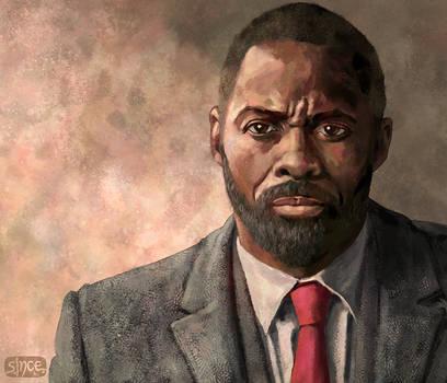 Luther (Idris Elba) by Smoozles