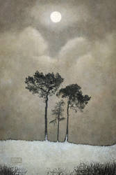 Three Trees 5 by Smoozles