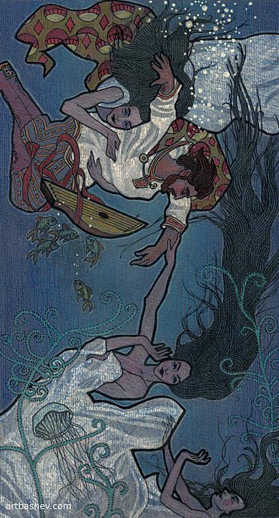 Illustration 1 'Sadko' by Artbashev