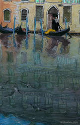 Seagulls by Artbashev