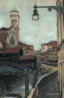 Roof of Venice by Artbashev