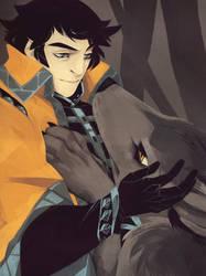 prince ivan_wolf by mad-sama