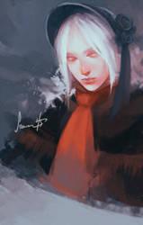 Bloodborne by soanvalentine