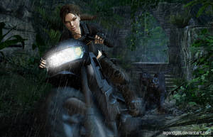 Lara Croft 07 by legendg85