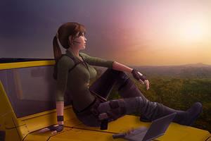 Lara Croft 36 by legendg85