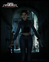 Lara Croft 52 by legendg85