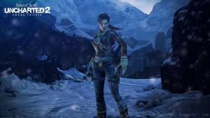 Lara Croft 56 by legendg85