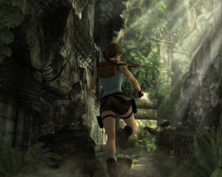 Lara Croft 99 by legendg85