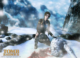 Lara Croft 117 by legendg85