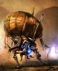 Dwarfbot by StayPuft