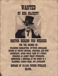 Doktor Von Werner by draic-freeman