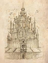 Castle by Hetman80