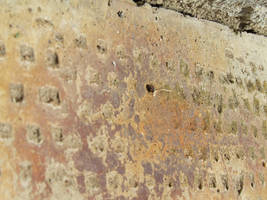 Weird rusty concrete II by FxSanyi