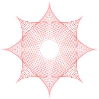 Layered Spirograph 4 by GarrettNelson