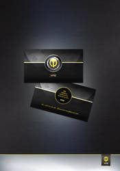 emp buissnes card by BeyondDreams