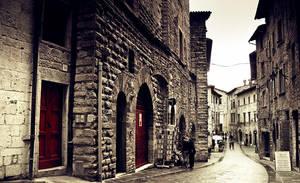 Gubbio by sican