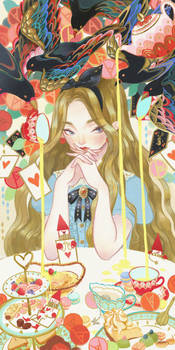 Alice by KibiQeQ