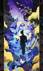 Madama Butterfly by KibiQeQ