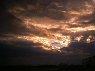 Furlandian sky by kurotogane
