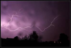 Night Storm by FlorentCourty