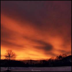 Mystical Skies by FlorentCourty