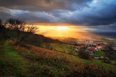 Sacral Sunlight by FlorentCourty