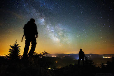 Space Explorers by FlorentCourty