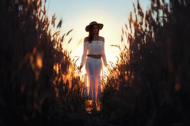 Inner Light by FlorentCourty