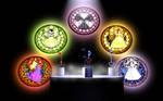 Keyblade Choice by silverbeam