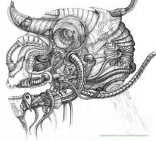 The last demon by Alienjedna