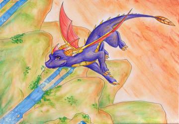 Dawn of the Dragon by Fyre-Dragon