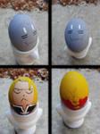 FMA Easter Eggs by Fyre-Dragon