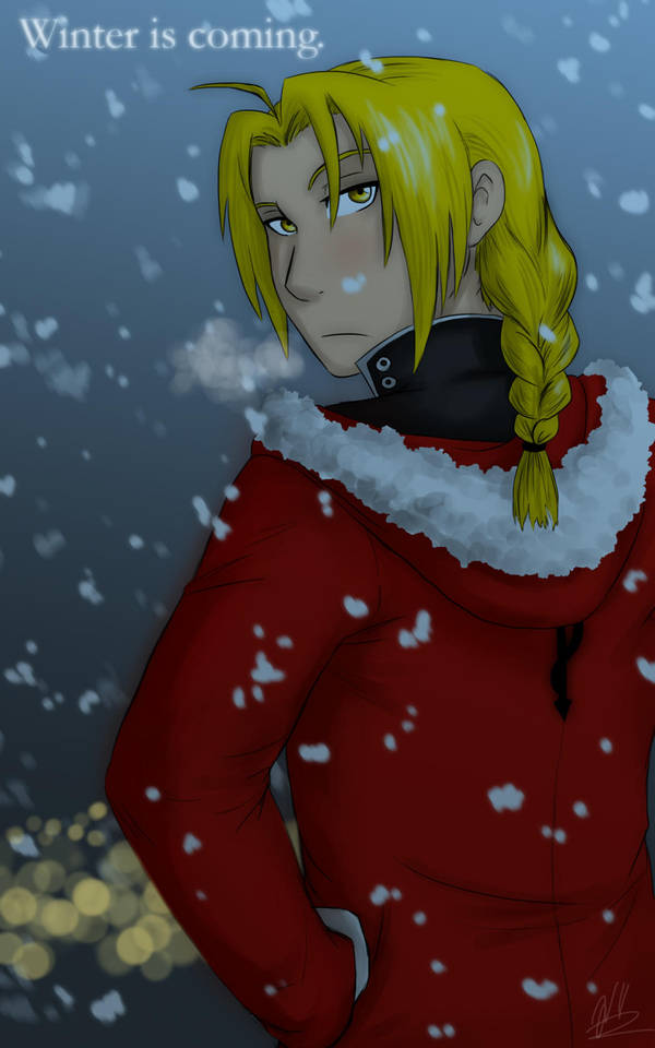 FMA: Winter is Coming. by Fyre-Dragon