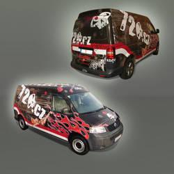 720 VW Transporter by extrem