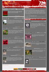 720.cz skateshop web by extrem