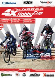 Norco 4X Hobby Cup poster by extrem