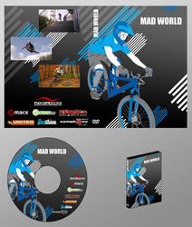 Mad World DVD cover by extrem