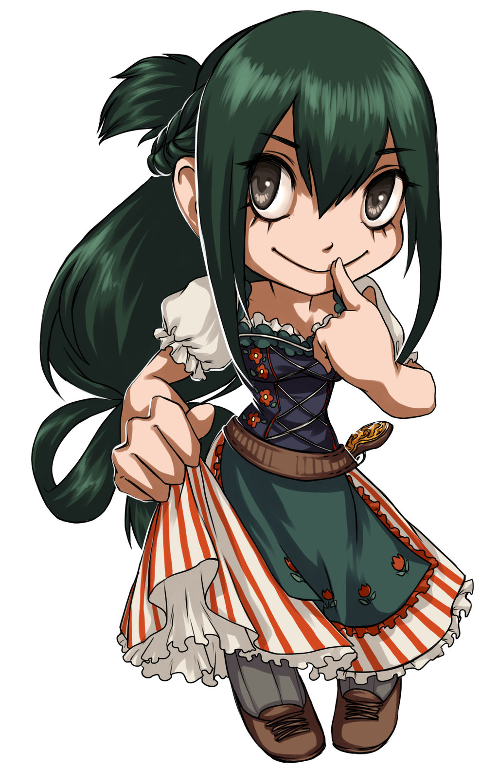 Froppy - Welcome to King Puddins Art page!