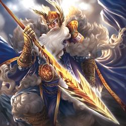 Odin by YunaXD