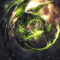 Dragon by YunaXD