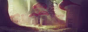 Little Forest by famalchow