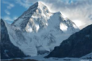 Study Mountain by famalchow